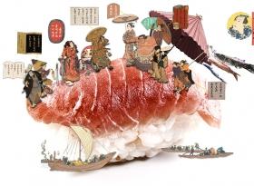 重庆寿司的正确吃法