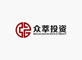 众萃投资 logo设计