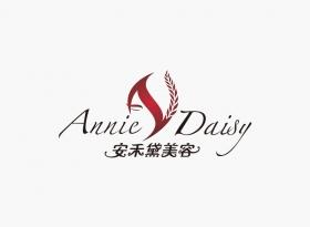 安禾黛美容工作室Logo设计