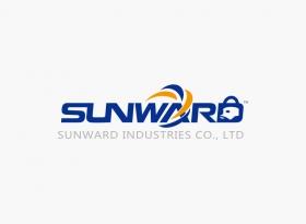 SUNWARD Logo设计