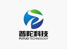 普陀科技Logo设计