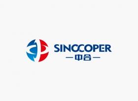 中合企业logo设计