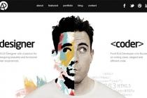 12个惊人的UX设计组合网站