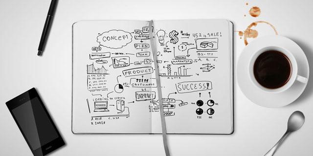 我们谈论网页设计思维时谈论的内容