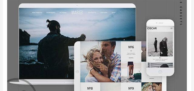用于网页设计师的10个免费设备模型模板