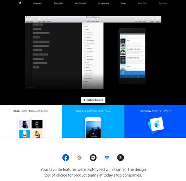 登陆页面上的简单英雄网页设计示例