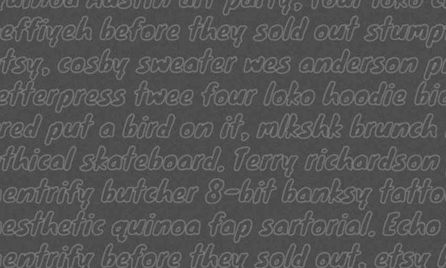 上海建网站:使用这些免费的笔刷字体增强您的外观