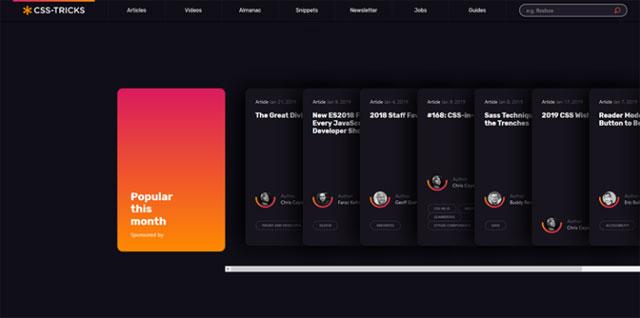 2019年的WEB设计趋势