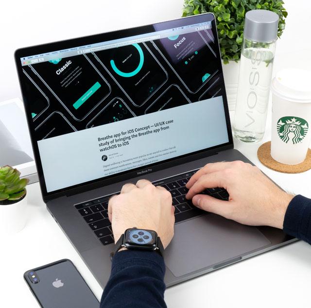 上海网站制作公司:如何成为一个前沿的开发者