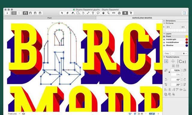 如何创建自己的字体