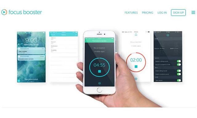 上海网站开发:使用这些Web应用程序保持效率