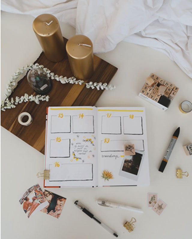 使用设计笔记本提高创造力的10个技巧(一)