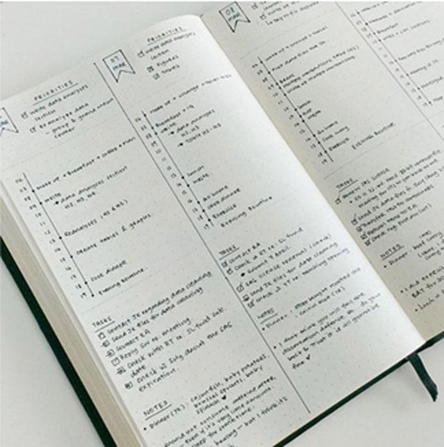 使用设计笔记本提高创造力的10个技巧(二)