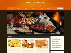 美食餐饮模板