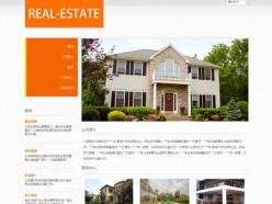 房地產模板