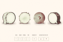 在网页设计中如何有效地使用空白