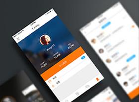 招聘APP-UI界面设计