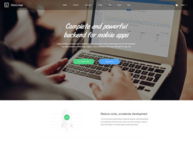 扁平化优秀网站设计案例