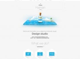 广告公司网站建设作品