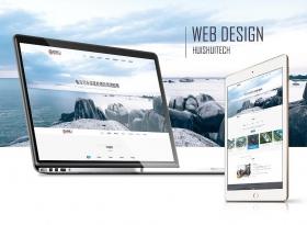 环保类网站设计