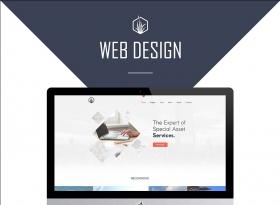 企業官方網站樣式