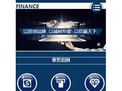 投资集团手机网站建设/编号