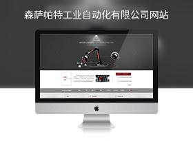 森萨帕特工业品网站建设