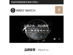 手表、钟表手机模板