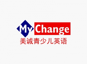 My Change logo设计