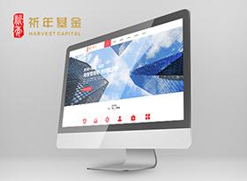 股权投资基金网站建设