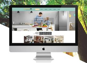 实业公司网站建设