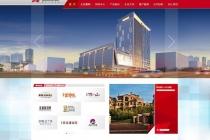 上海地产网站建设的特点分析