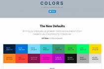 上海网站设计公司:面向网页设计师的12大网页色