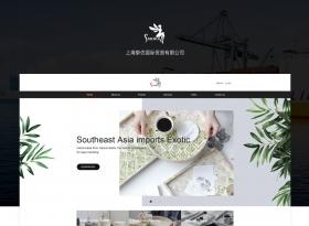 国际贸易网站制作